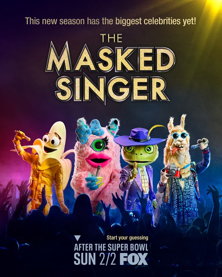 The Masked Singer (UK) Season 1 123Movies