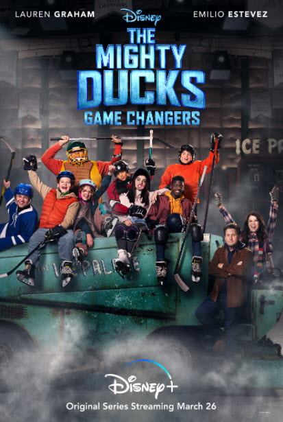 The Mighty Ducks: Game Changers Season 1 Full Episodes 123movies