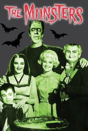 Watch Series The Munsters Season 2