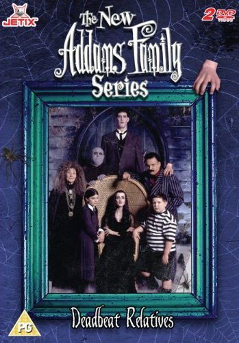 The New Addams Family Season 2 123movies