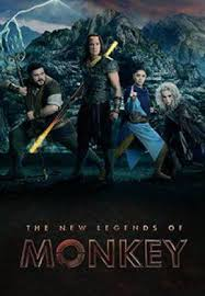 The New Legends of Monkey Season 1 123Movies