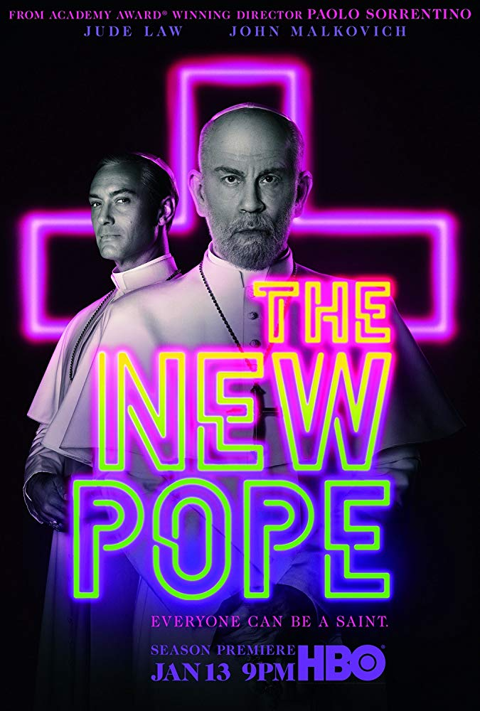 The New Pope Season 1 123Movies