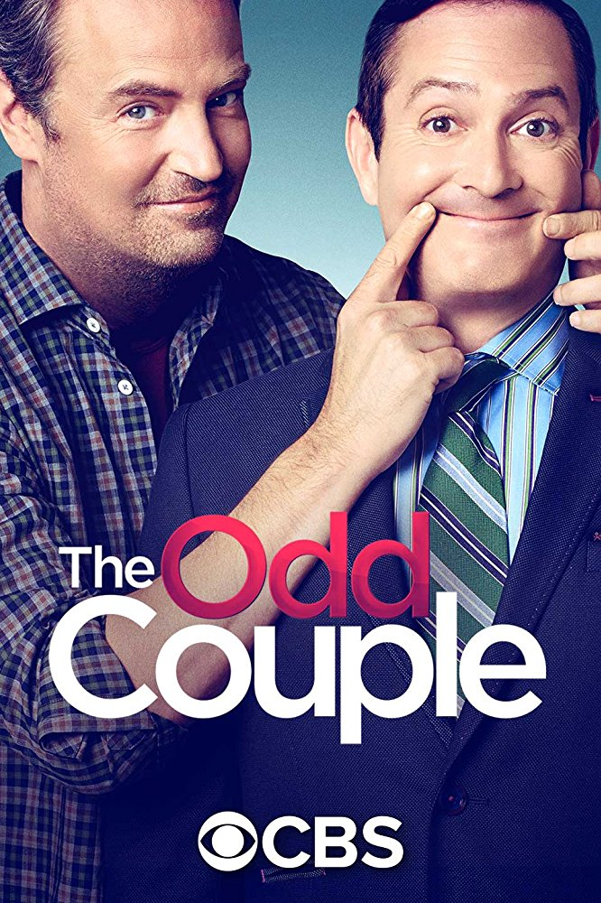 The Odd Couple Season 1 (2015) 123Movies