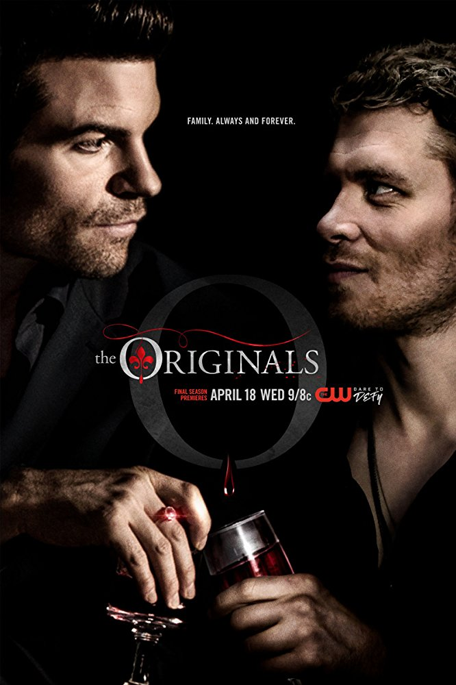 Watch Series The Originals Season 5