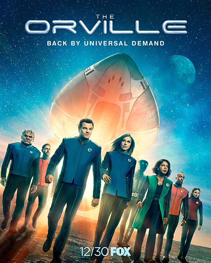 Watch Series The Orville Season 2