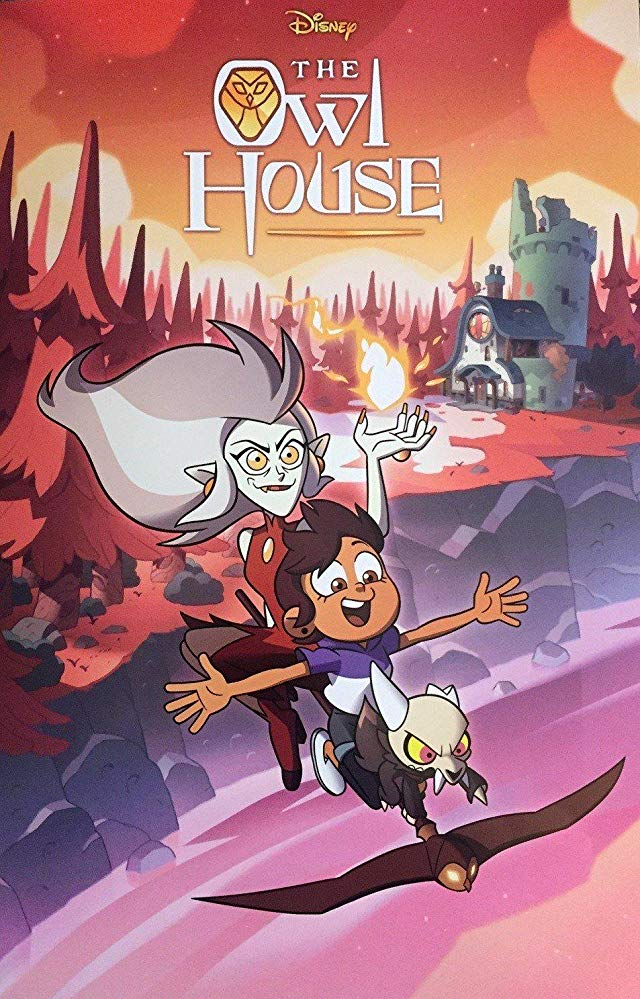 The Owl House Season 1 funtvshow