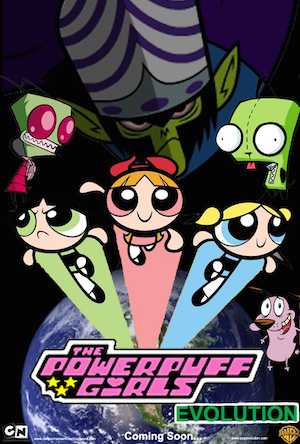 Watch Series The Powerpuff Girls Season 2
