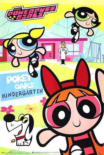 The Powerpuff Girls Season 3 123Movies