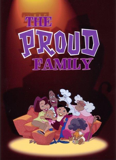 Watch Series The Proud Family Season 1