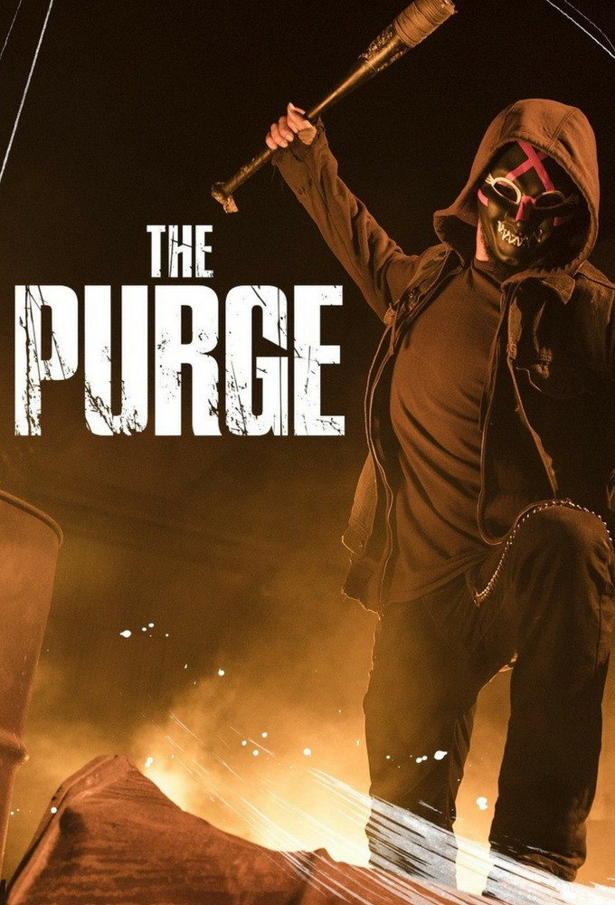 stream The Purge Season 2