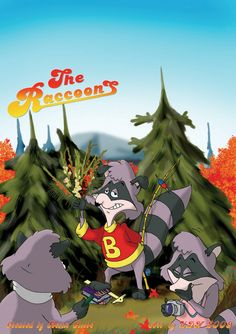 The Raccoons Season 3 123Movies