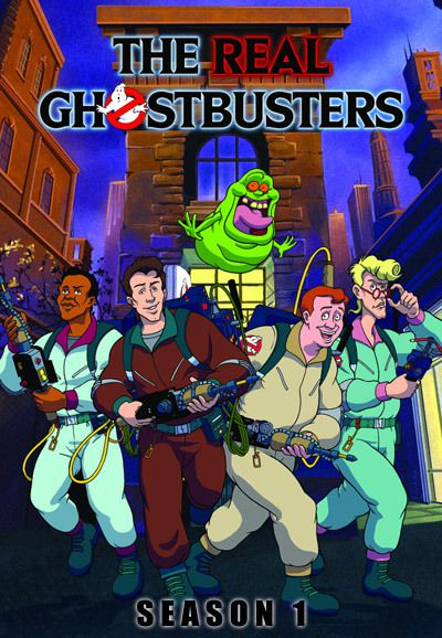 The Real Ghostbusters Season 1 funtvshow