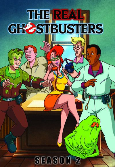 The Real Ghostbusters Season 2 123Movies