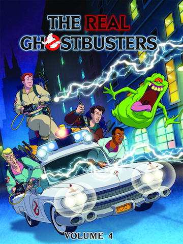 The Real Ghostbusters Season 4 123Movies