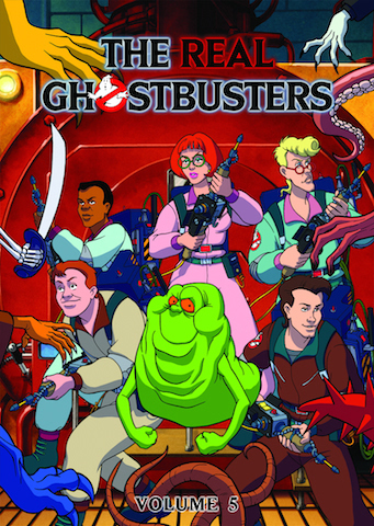 The Real Ghostbusters Season 5 123streams