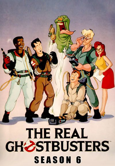 The Real Ghostbusters Season 6 123movies