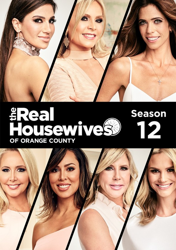 Watch Series The Real Housewives of Orange County Season 8