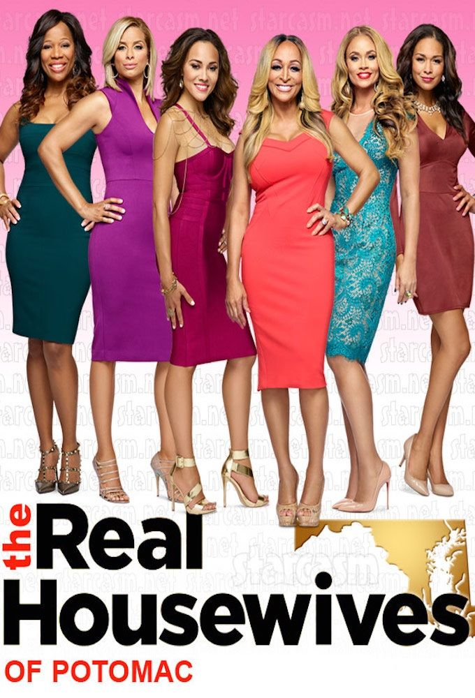 Watch Series The Real Housewives of Potomac Season 1