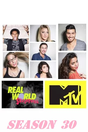 Watch Series The Real World Season 30