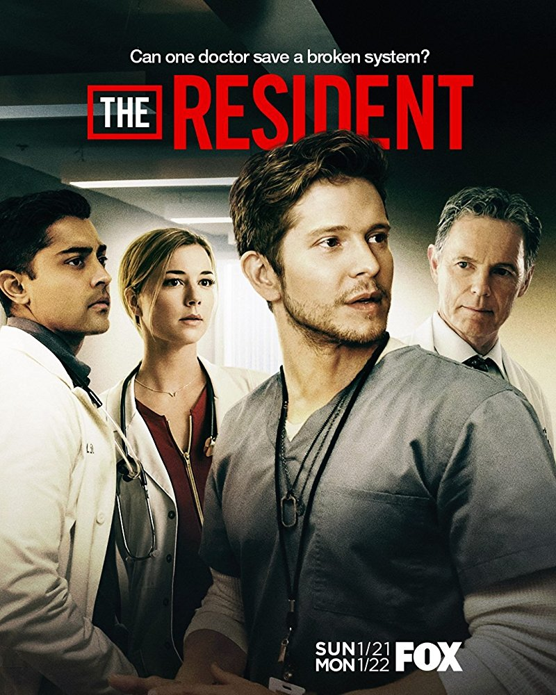 Watch Series The Resident Season 4