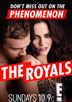 Watch Series The Royals Season 2
