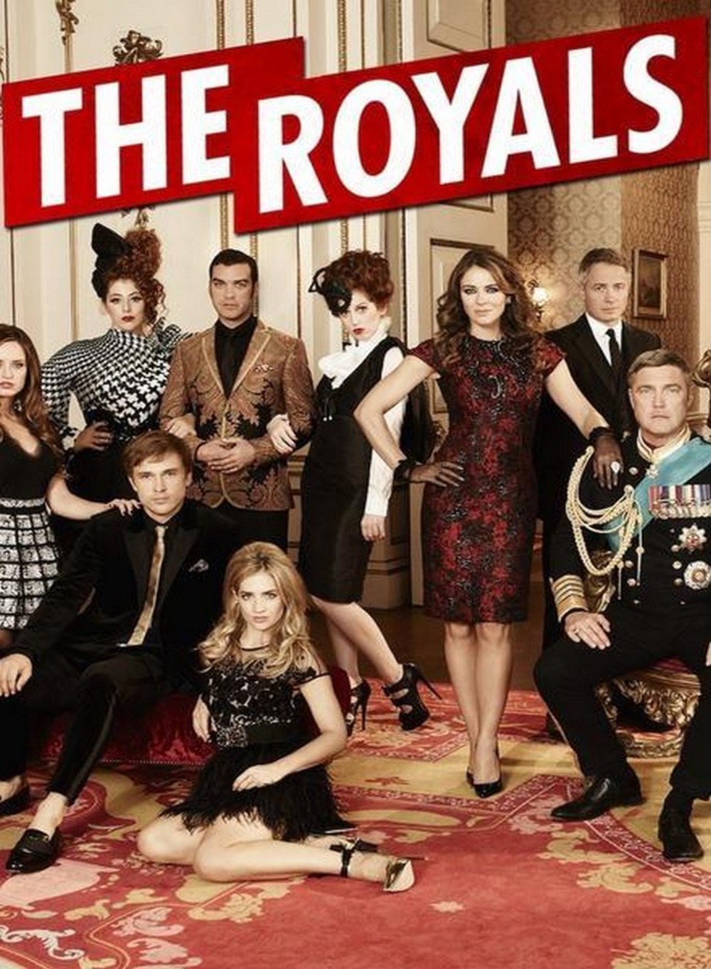 Watch Series The Royals Season 3