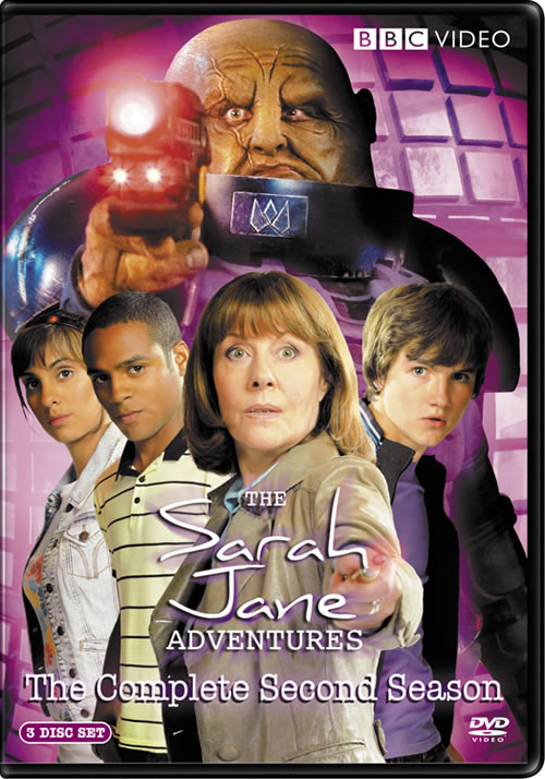 Watch Series The Sarah Jane Adventures Season 3