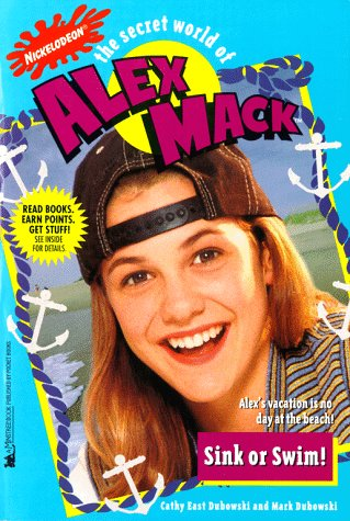 The Secret Life of Alex Mack Season 4 funtvshow