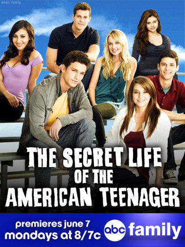 The Secret Life of the American Teenager Season 3 123Movies