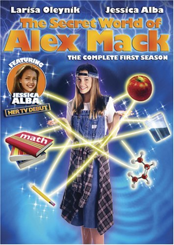 Watch Series The Secret World Of Alex Mack Season 1