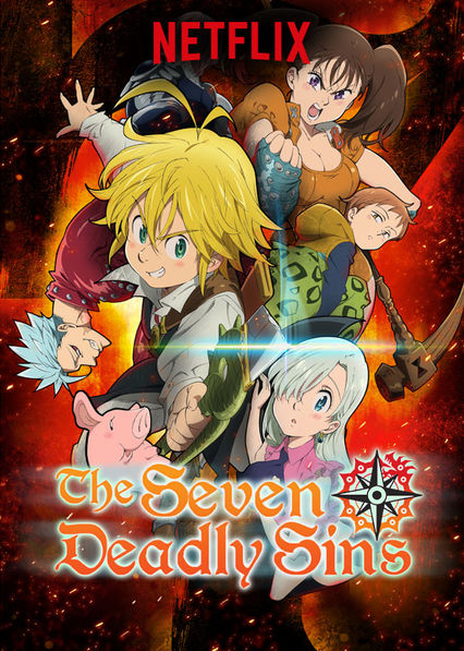 Watch Series The Seven Deadly Sins Season 1