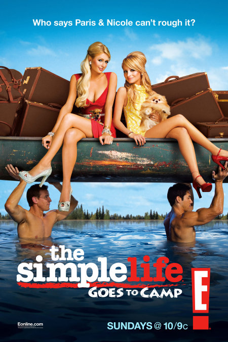 Watch Series The Simple Life - Complete Series Season 1