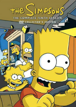 The Simpsons Season 10 123streams