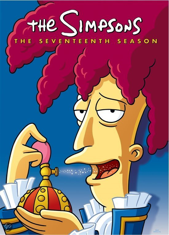 The Simpsons Season 17 123Movies