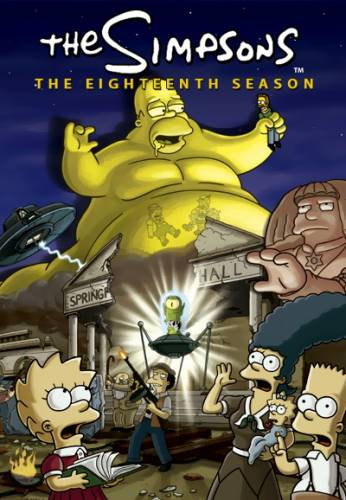 The Simpsons Season 18 123Movies