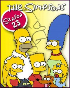 The Simpsons Season 23 123Movies