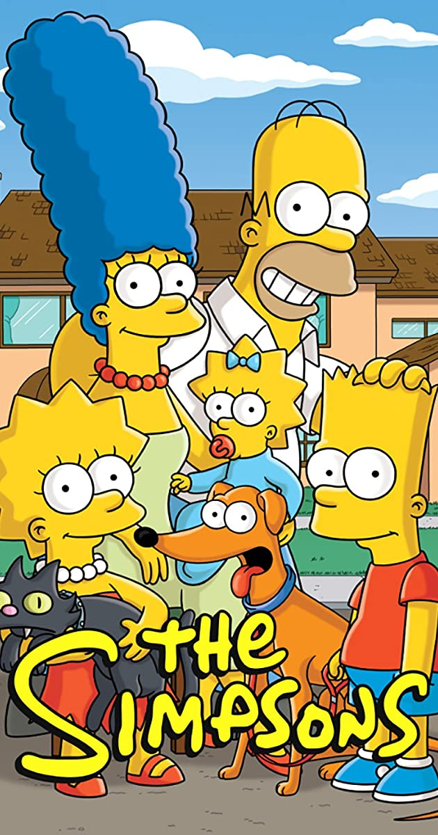 The Simpsons Season 32 MoziTime