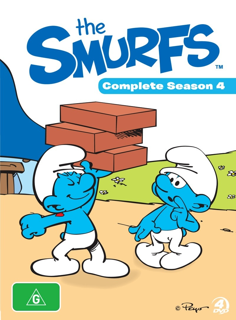 The Smurfs Season 4 123streams