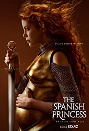 Watch Series The Spanish Princess Season 2
