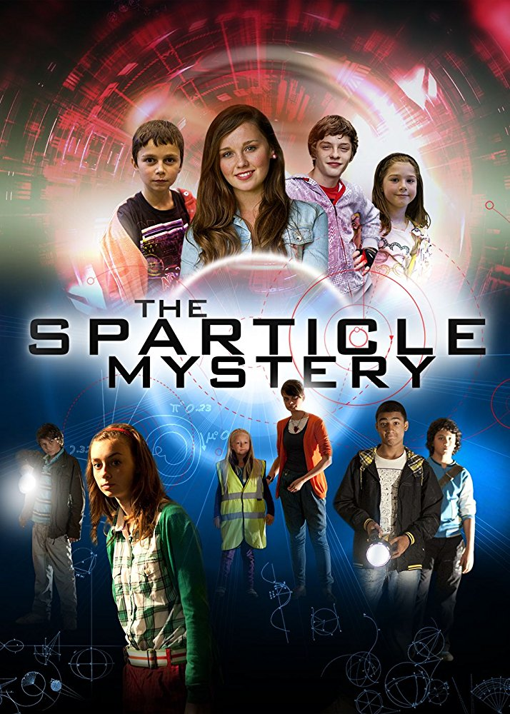 Watch Series The Sparticle Mystery Season 3