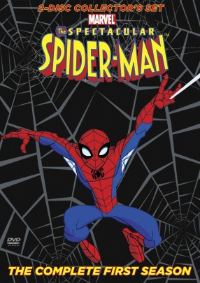 Watch Series The Spectacular Spider-Man (2008) Season 1