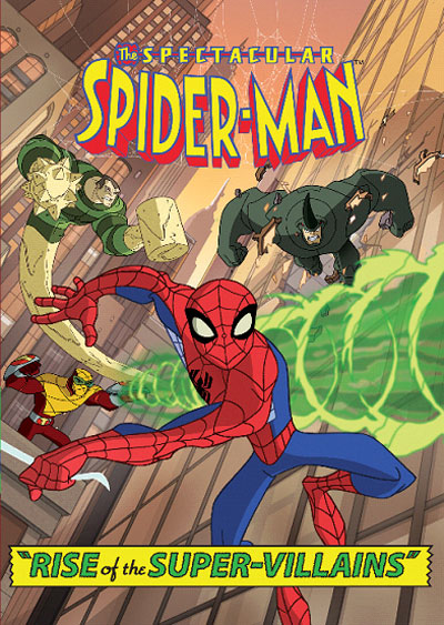 The Spectacular Spider-Man (2008) Season 2 Projectfreetv