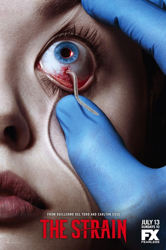 The Strain Season 1 MoziTime