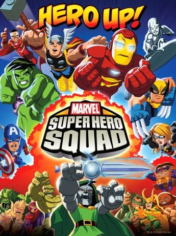 The Super Hero Squad Show Season 1 123Movies