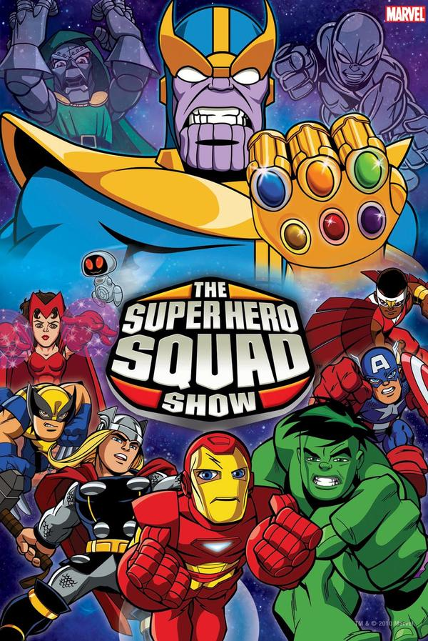 Watch Series The Super Hero Squad Show Season 2