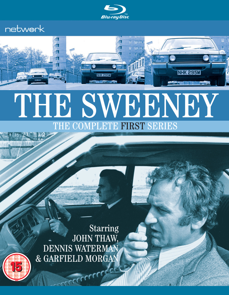 stream The Sweeney Season 4