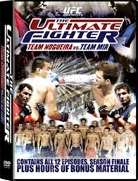 Watch Series The Ultimate Fighter Season 08