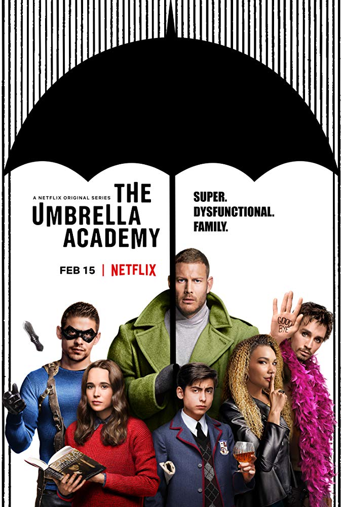 The Umbrella Academy Season 1  123streams