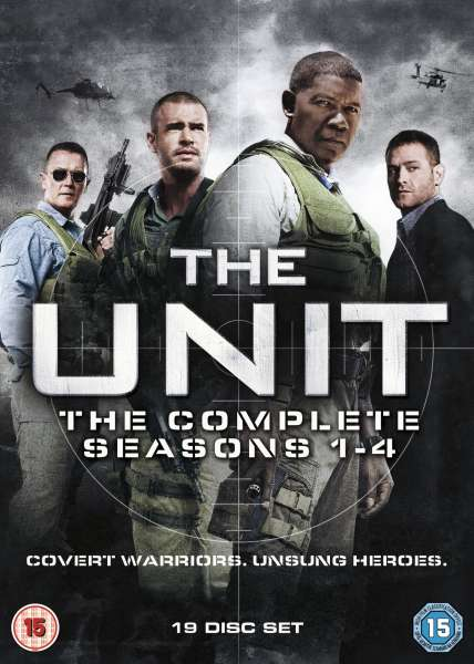 The Unit Season 2 123Movies