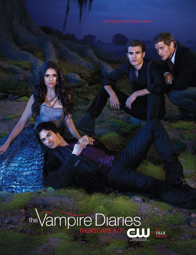The Vampire Diaries Season 3 123Movies